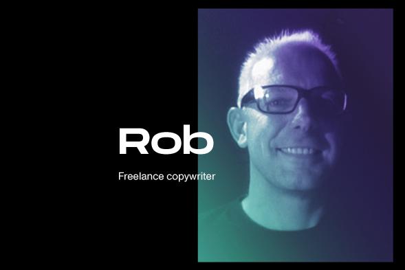 Rob Freelance Copywriter